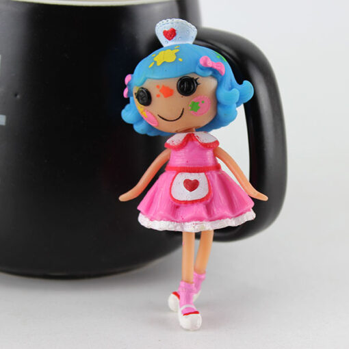 27Style Choose 3Inch Original MGA Lalaloopsy Dolls Mini Dolls For Girl s Toy Play 11