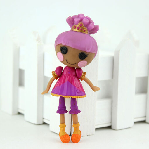 27Style Choose 3Inch Original MGA Lalaloopsy Dolls Mini Dolls For Girl s Toy Play 3