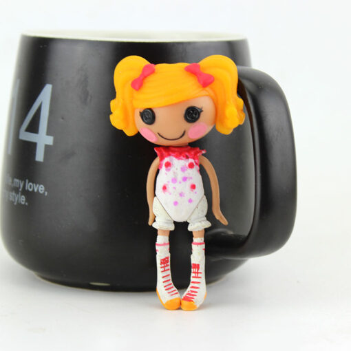 27Style Choose 3Inch Original MGA Lalaloopsy Dolls Mini Dolls For Girl s Toy Play 4