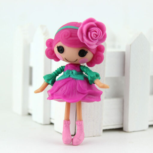 27Style Choose 3Inch Original MGA Lalaloopsy Dolls Mini Dolls For Girl s Toy Play