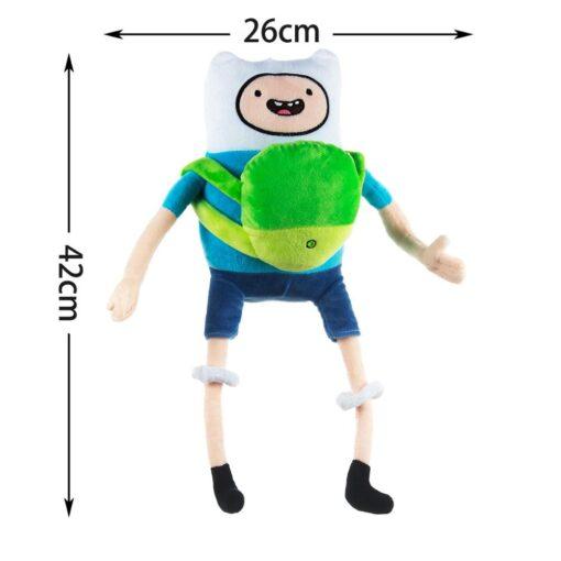 28 42cm Adventure Time Plush Toys Finn Jake BMO Soft Stuffed Animal Dolls Party Supplies Children 4