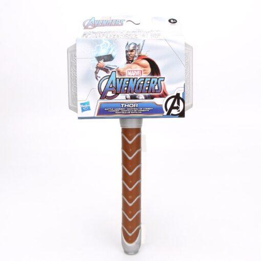 28cm Hasbro Marvel Toys the Avengers 3 Infinity War Thor Battle Hammer for Kid Adult Superhero 5