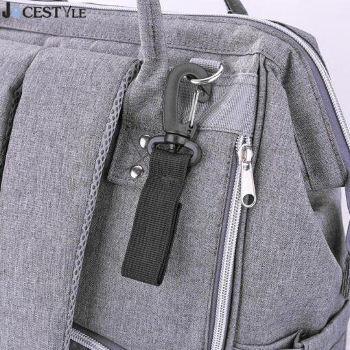 2pcs Set Stroller Hooks Mummy Bag Stroller Pram Hanger Hook Shopping Bag Clip Accessories For Diaper 4