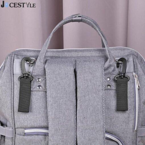 2pcs Set Stroller Hooks Mummy Bag Stroller Pram Hanger Hook Shopping Bag Clip Accessories For Diaper 5
