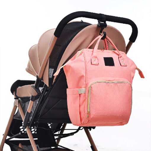 2pcs baby bag hanger baby stroller hooks rotate 360 degree baby car seat accessories stroller organizer 3