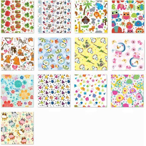 3 M 1 M Digital Print PUL Fabric for Cloth Diaper Material Breathable TPU Fabric DIY 1