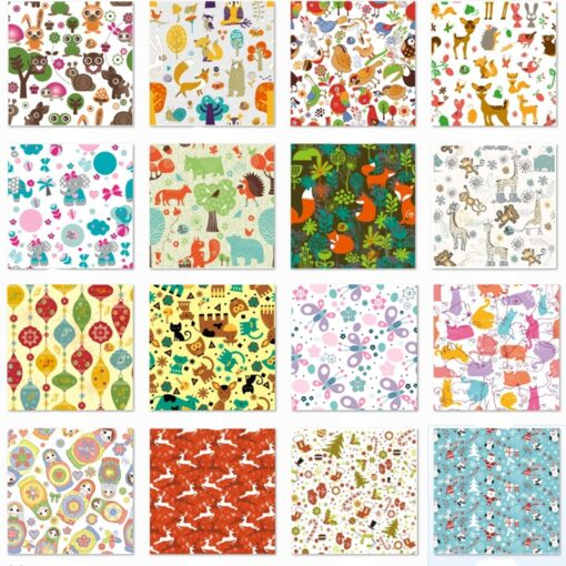 3 M 1 M Digital Print PUL Fabric for Cloth Diaper Material Breathable TPU Fabric DIY 2
