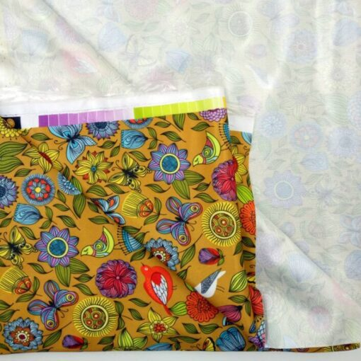 3 M 1 M Digital Print PUL Fabric for Cloth Diaper Material Breathable TPU Fabric DIY 4
