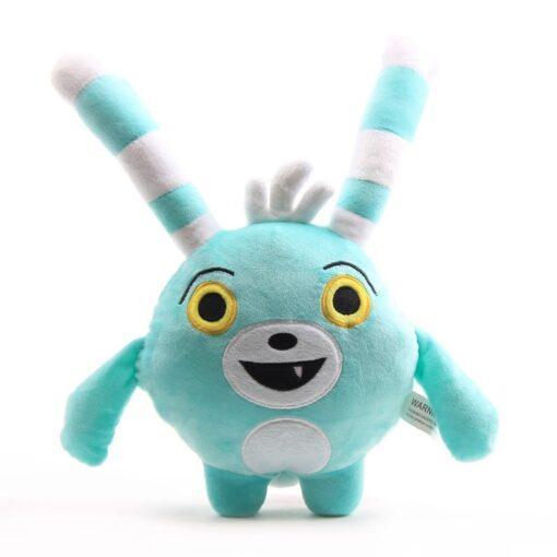 30cm 50cm Cartoon Abby Hatcher Bunny Bozzly Plush Toy Cuddly Lovely Rabbit Blue Stuffed Doll Animal 1