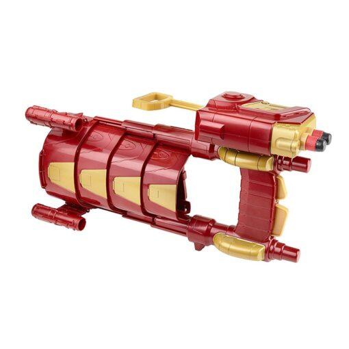 30cm Hasbro Marvel Toys the Avengers 3 Infinity War Captain America Civil War Slide Blast Armor 1
