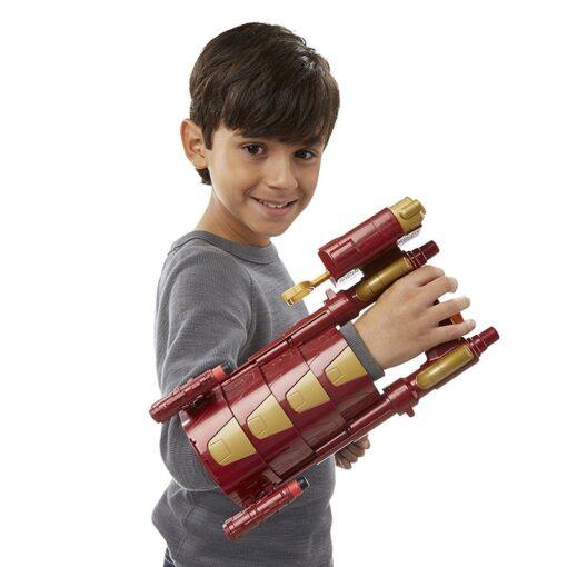 30cm Hasbro Marvel Toys the Avengers 3 Infinity War Captain America Civil War Slide Blast Armor 2