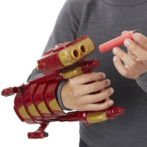 30cm Hasbro Marvel Toys the Avengers 3 Infinity War Captain America Civil War Slide Blast Armor 3