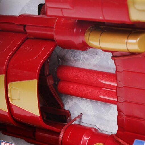 30cm Hasbro Marvel Toys the Avengers 3 Infinity War Captain America Civil War Slide Blast Armor 4
