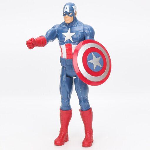 30cm Marvel Figure Avenger Endgame Thor Captain Thanos Wolverine Captain Spider Man Iron Man Spiderman Figure 1