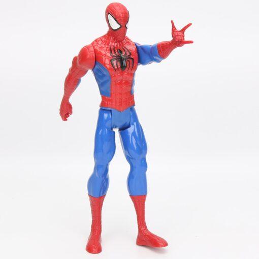 30cm Marvel Figure Avenger Endgame Thor Captain Thanos Wolverine Captain Spider Man Iron Man Spiderman Figure 4