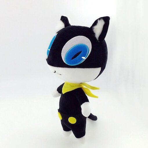 30cm Stuffed Doll Anime Persona 5 P5 Morgana Plush Doll Black Kitty Cosplay Cat Pillow Cushion 3
