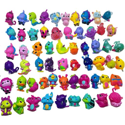 30pcs lot very cute cartoon mini dolls toys Models Randomly sending PVC Action Figures Toys for