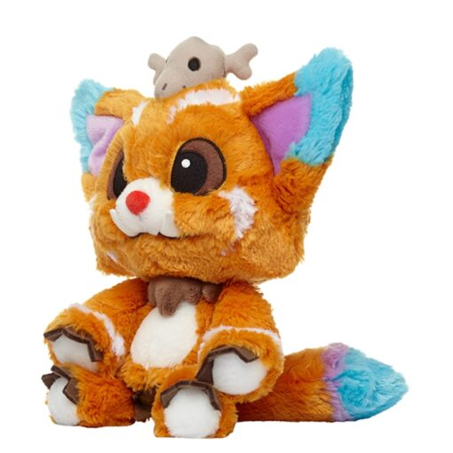 32CM Game League LOL Plush Toys Doll Gnar Plush Soft Stuffed Toys For Children Kids Christmas 1