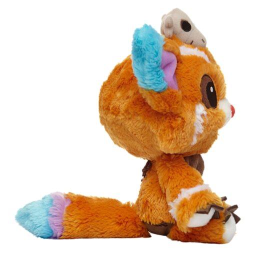 32CM Game League LOL Plush Toys Doll Gnar Plush Soft Stuffed Toys For Children Kids Christmas 2