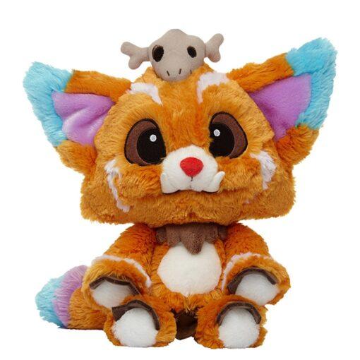 32CM Game League LOL Plush Toys Doll Gnar Plush Soft Stuffed Toys For Children Kids Christmas