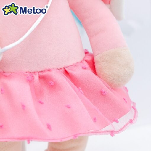 33cm Angela Rabbit Metoo Doll Stuffed Toys Plush Animals Kids Toys for Girls Children Boys Baby 3