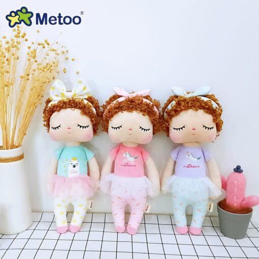 34cm Metoo Doll Stuffed Toys Plush Animals Kids Toys for Girls Children Boys Baby Plush Toys 1