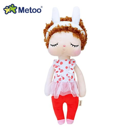 34cm Metoo Doll Stuffed Toys Plush Animals Kids Toys for Girls Children Boys Baby Plush Toys 4