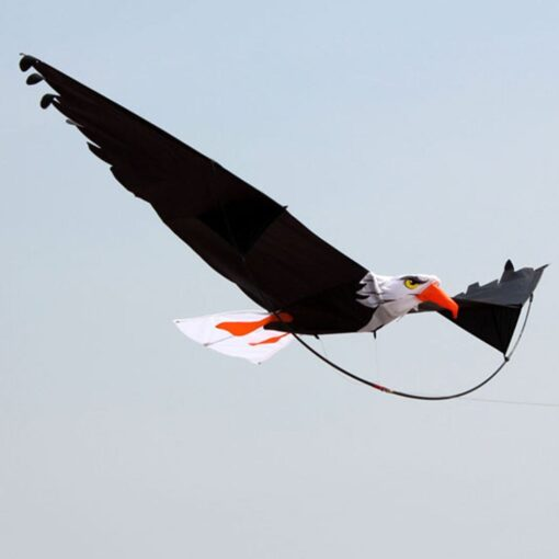 3D Eagle Kite Kids Toy Fun Outdoor Flying Activity Game Children Funny Kids Outdoor Toys Big 3