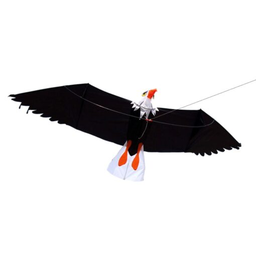 3D Eagle Kite Kids Toy Fun Outdoor Flying Activity Game Children Funny Kids Outdoor Toys Big 4