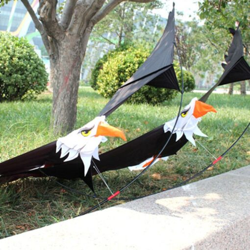 3D Eagle Kite Kids Toy Fun Outdoor Flying Activity Game Children Funny Kids Outdoor Toys Big 5