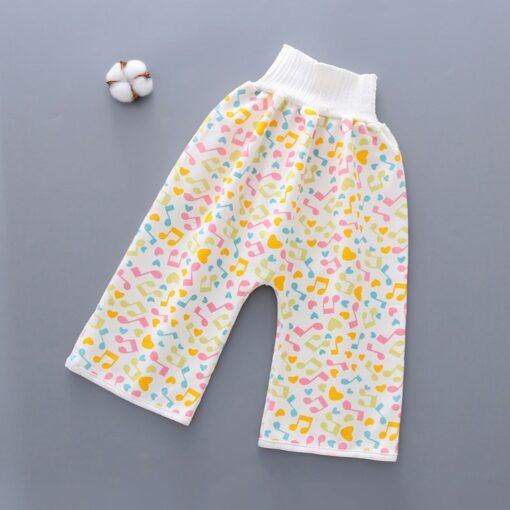 45 New Hot Infant Children Waterproof Diaper Shortscomfy Children s Diaper Waterproof And Leakproof Elastic 3
