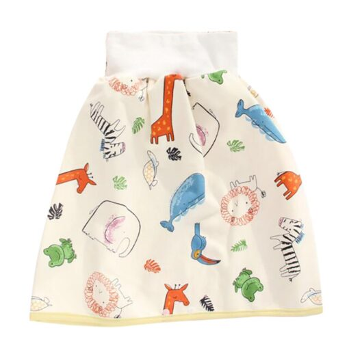 45 Newest Children Diaper Skirt Comfy Childrens Diaper Skirt Shorts 2 In 1 Waterproof And 1