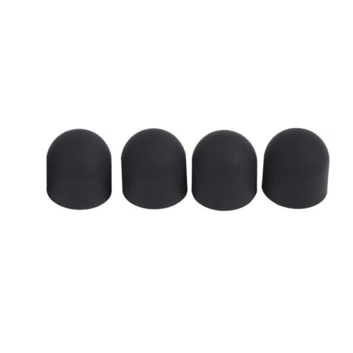 4Pcs Black Silica Gel Motor Protective Cover Accessories For XiaoMi Fimi X8 SEtoys for children funny 5