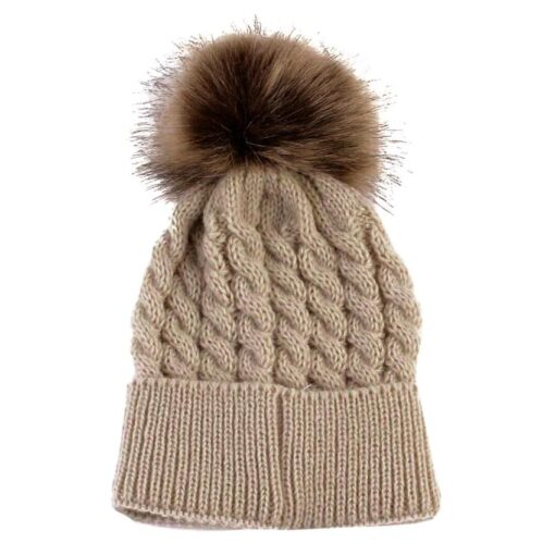 5 Colors 2018 Newborn Cute Winter Kids Baby Hats Knitted Wool Hemming Hat photography props nice 2