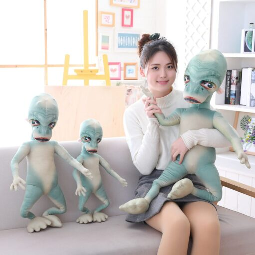 60cm Tall Alien Doll Plush Toy Doll Children S Day Holiday Gift Doll Plush Toy Doll 13