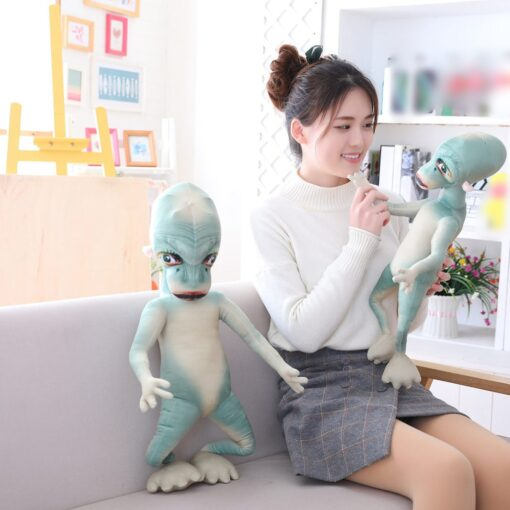 60cm Tall Alien Doll Plush Toy Doll Children S Day Holiday Gift Doll Plush Toy Doll 15