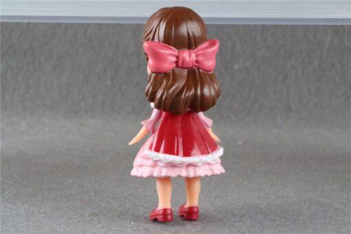 90 New Original 3 Princess Mini Toddler Doll Collection Figure 4