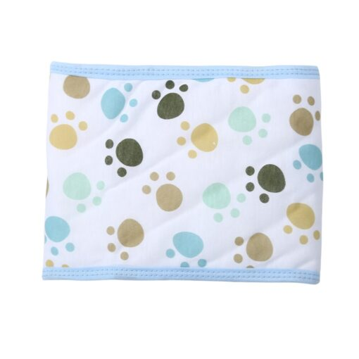 Adjustable Newborn Baby Bellyband Infant Cotton Belly Button Protector Band Kids Soft Navel Guard Girth Belt 4