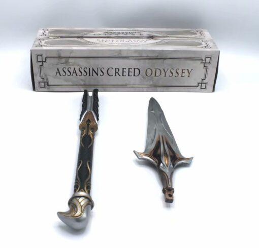 Adult Cosplay Assassin s Creed Dark Sword Action Figure Dark Sword Edward Weapon Sleeve Sword Can 3