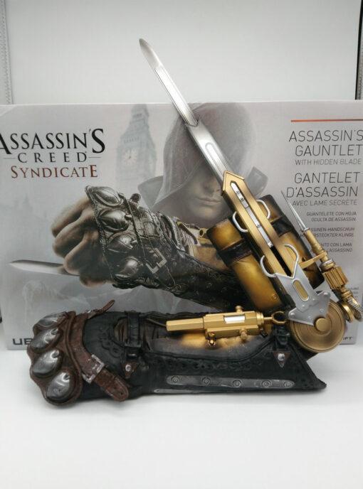 Adult Cosplay Assassin s Creed Dark Sword Action Figure Dark Sword Edward Weapon Sleeve Sword Can
