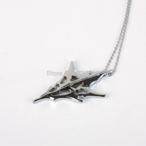 Anime Final Fantasy Lightning Retuns XIII Game around the silver metal collection products 1