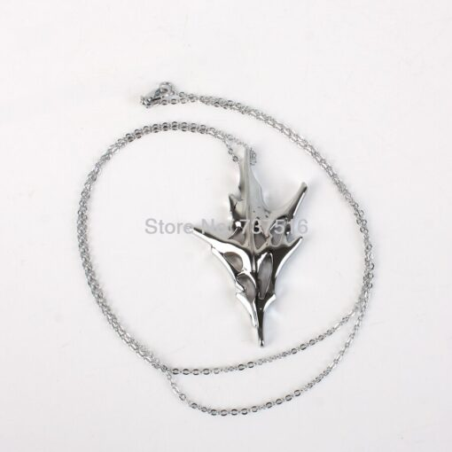 Anime Final Fantasy Lightning Retuns XIII Game around the silver metal collection products 2