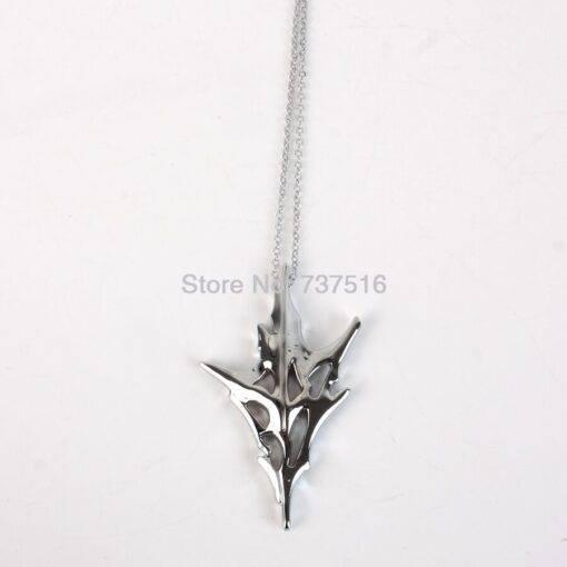 Anime Final Fantasy Lightning Retuns XIII Game around the silver metal collection products 3