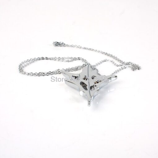 Anime Final Fantasy Lightning Retuns XIII Game around the silver metal collection products 4