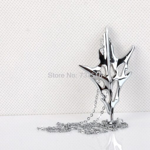 Anime Final Fantasy Lightning Retuns XIII Game around the silver metal collection products