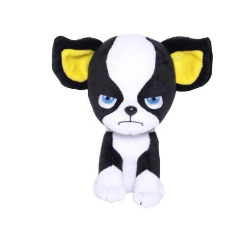 Anime JOJO BIZARRE ADVENTURE Dog IGGY Plush Toy Stuffed Doll Cute Mascot Cosplay Prop Collection Dolls 1