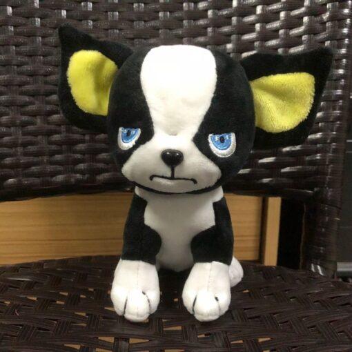Anime JOJO BIZARRE ADVENTURE Dog IGGY Plush Toy Stuffed Doll Cute Mascot Cosplay Prop Collection Dolls 2