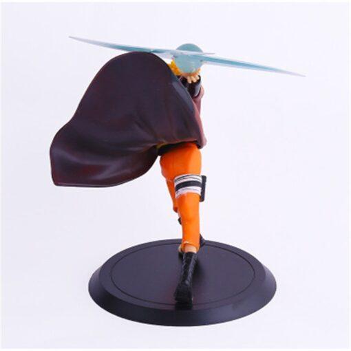 Anime Naruto Uzumaki PVC 2nd Uzumaki Naruto Big Action Figure Collectible Model Toy Doll Figurine Children 2