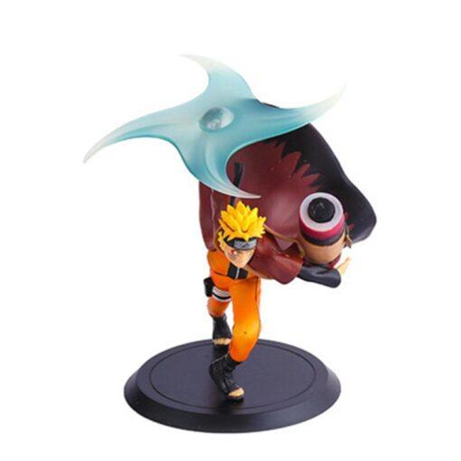 Anime Naruto Uzumaki PVC 2nd Uzumaki Naruto Big Action Figure Collectible Model Toy Doll Figurine Children 4