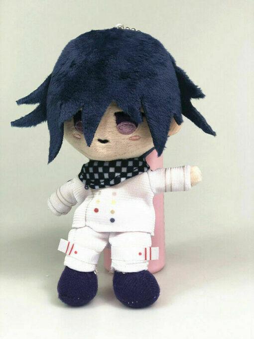Anime Plush Doll Keyring Danganronpa V3 Dangan Ronpa Oma Kokichi Komaeda Nagito Cosplay DIY Handmade Material 1